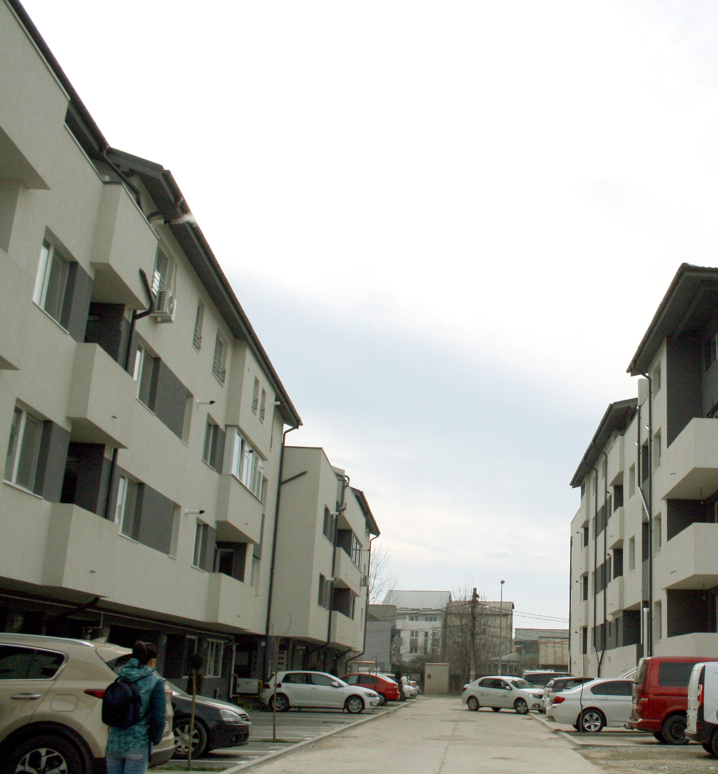 Str. Motilor, Bucuresti