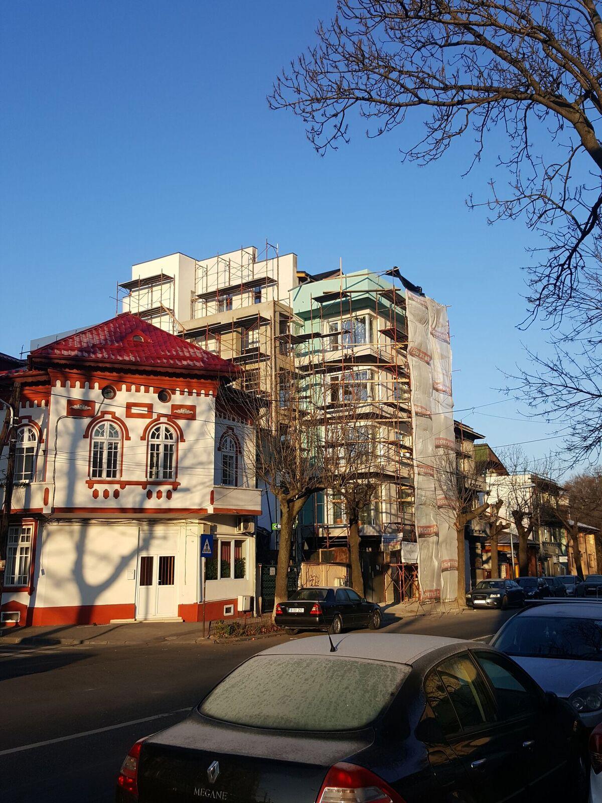 Str. Cutitul de Argint, Bucuresti